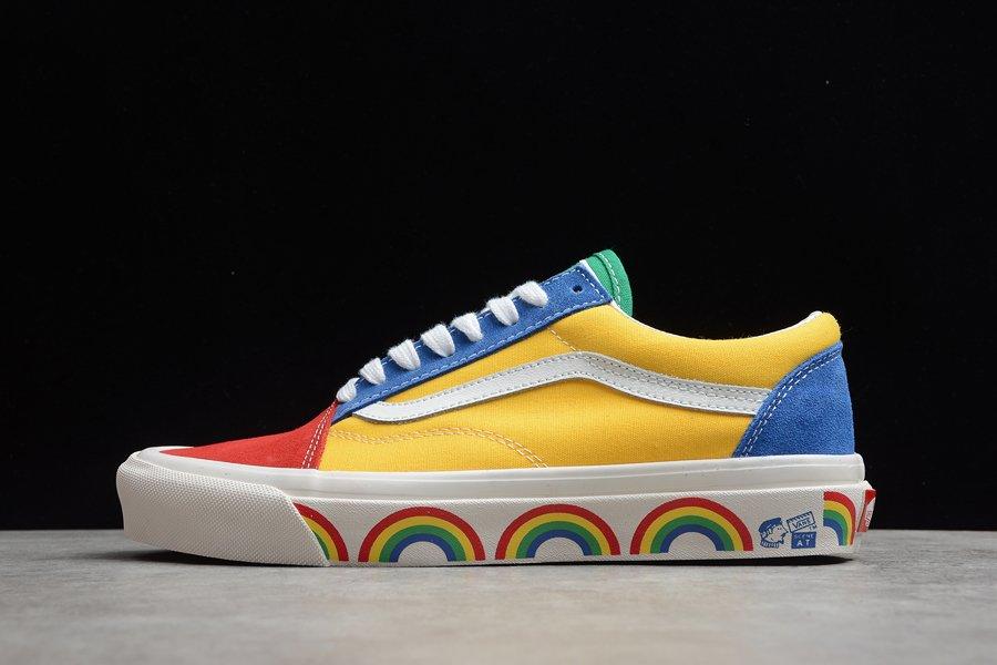Vans Old Skool 36 DX Anaheim Factory OG Color Mix