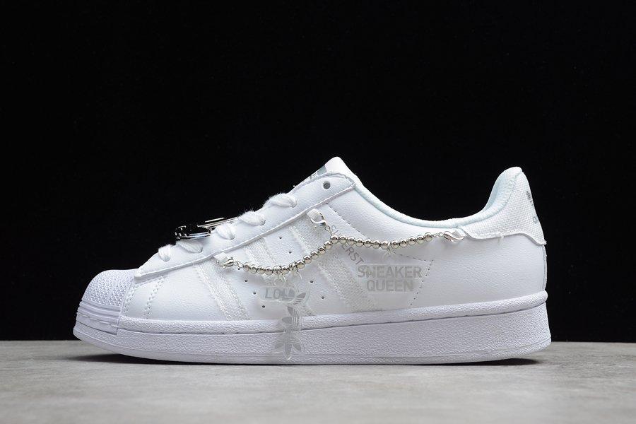 adidas Originals Superstar Sneaker Queen White GZ8404 To Buy