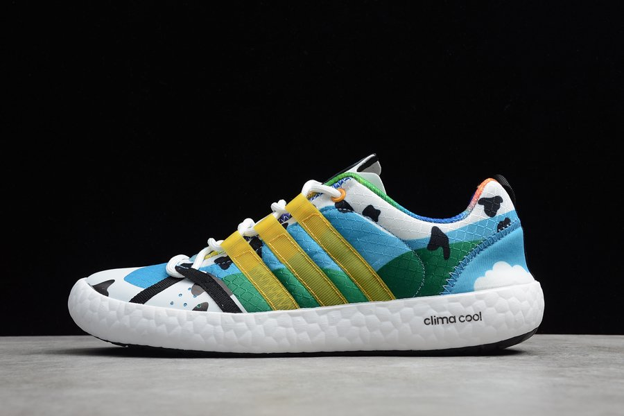 adidas Terrex CC Boat Climacool Outdoor Water Shoes Multi-Color