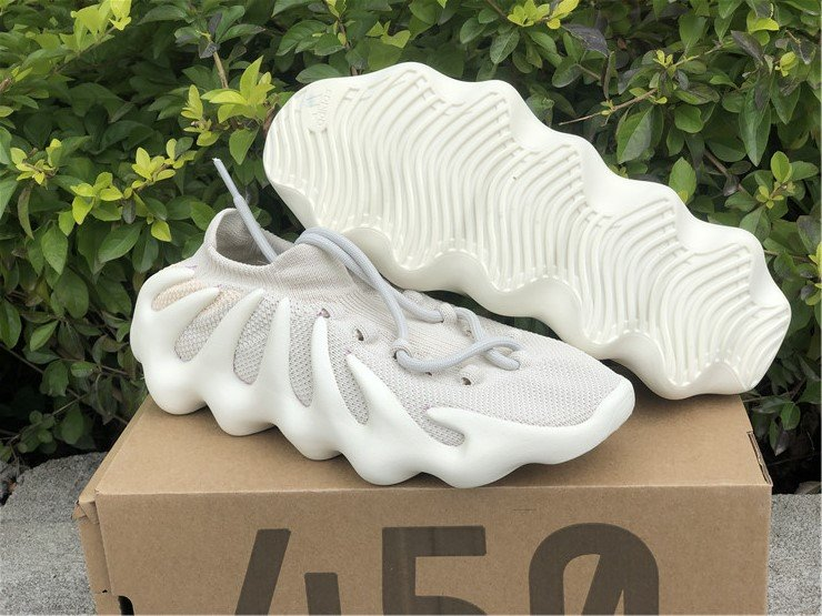 adidas Yeezy 450 Fingers Slide Cloud White To Buy
