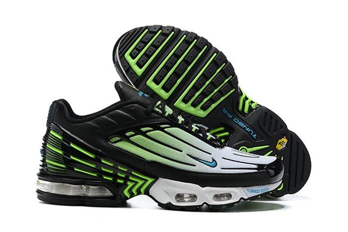 DM2835-001 Nike Air Max Plus 3 Ghost Green White-Black On Sale