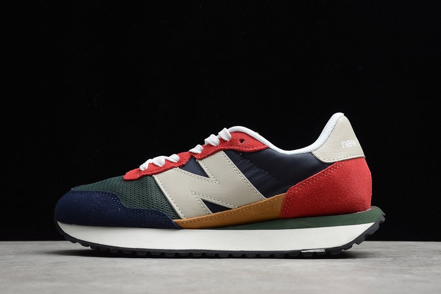 New Balance 327 Team Red Pigment Schuhe Kaufen