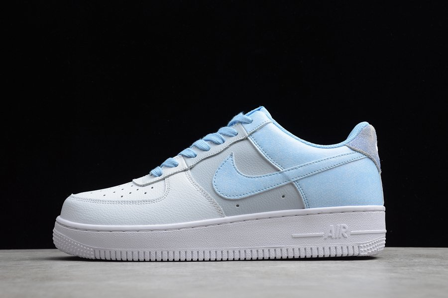 Nike Air Force 1 Low Psychic Blue Football Grey CZ0337-400 To Buy