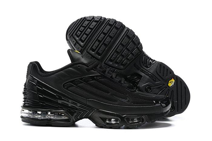 Nike Air Max Plus 3 Triple Black CK6716-001 On Sale