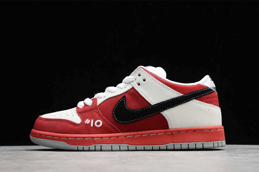 Nike Dunk Low Premium SB Roller Derby Red 313170-601 To Buy