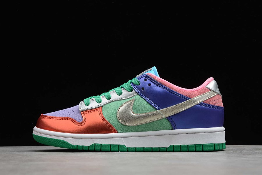 Nike Dunk Low Sunset PulseSilver-Purple Pulse DN0855-600 To Buy
