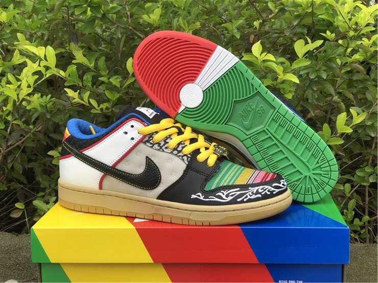 Nike SB Dunk Low What The P-Rod CZ2239-600 On Sale