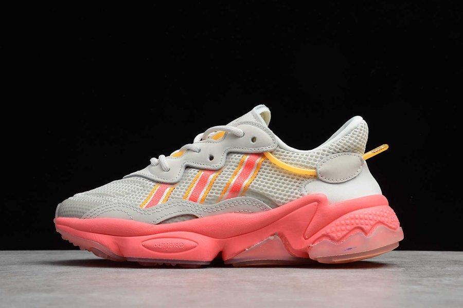 adidas Ozweego Signal Pink Femmes Chaussures