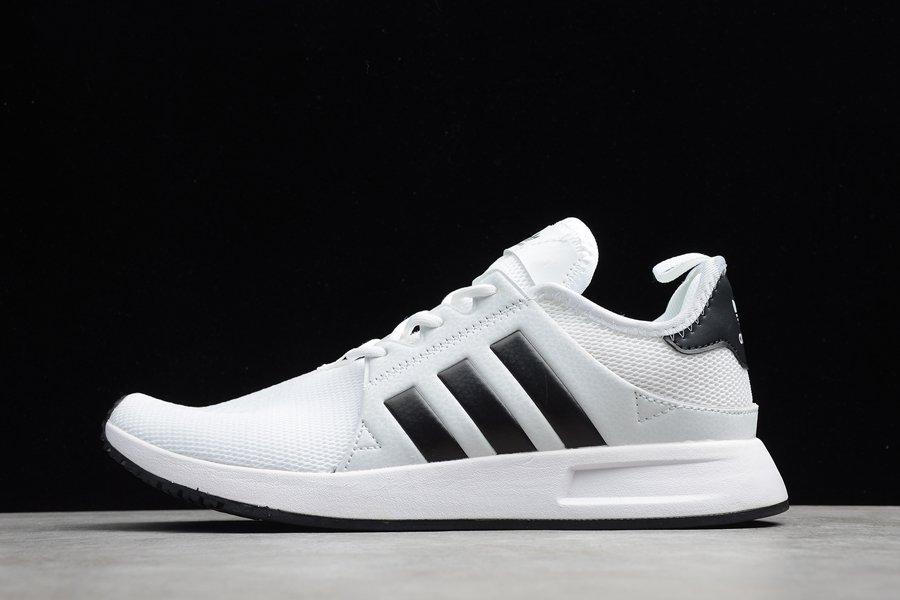 adidas X_PLR White Black Athletic Shoes CQ2406 On Sale