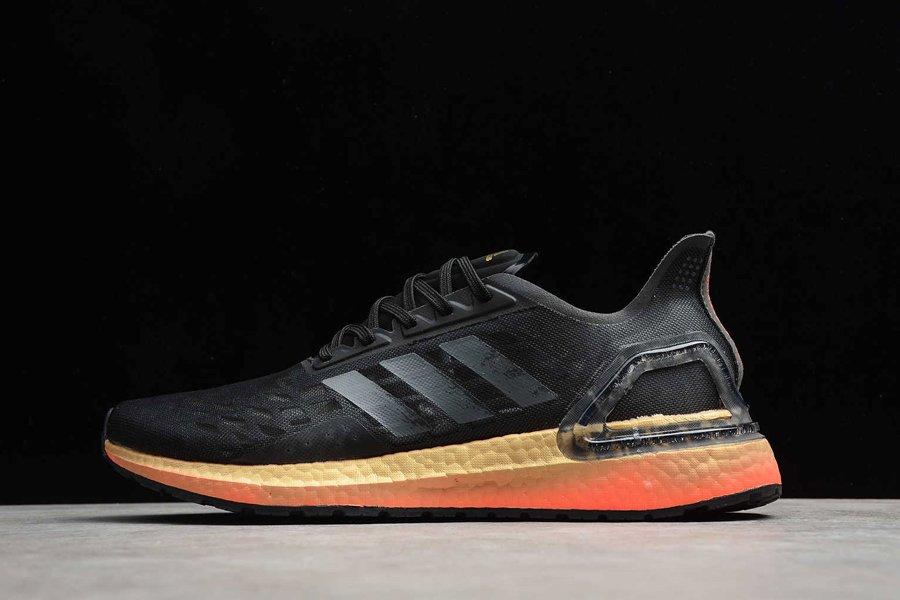 Adidas Ultraboost PB Core Black Grey Five-Gold Metallic