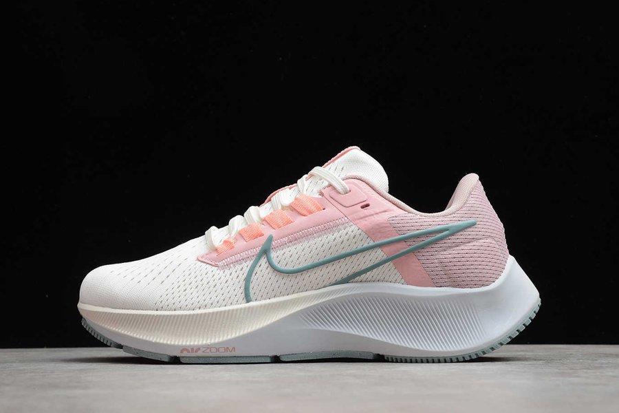 CW7358-103 Nike Air Zoom Pegasus 38 White Pink