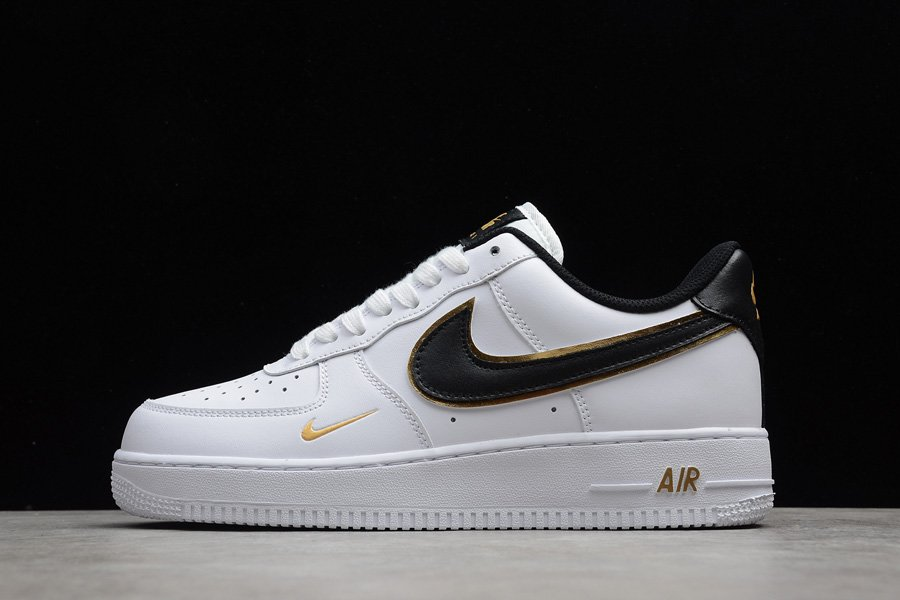 Nike Air Force 1 Double Swooshes White Black DA8481-100 To Buy