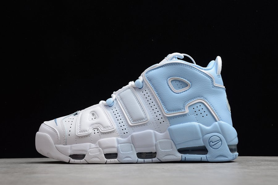 Nike Air More Uptempo Psychic Blue DJ5159-400 On Sale
