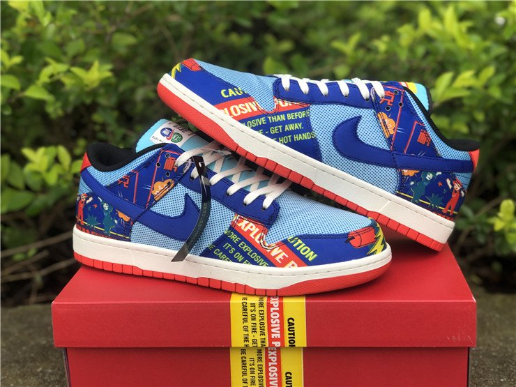 Nike Dunk Low CNY Firecracker DH4966-446 To Buy