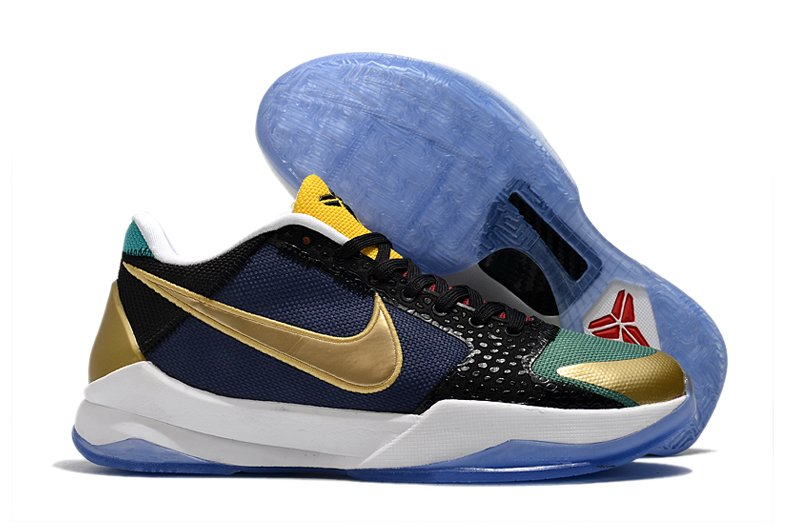 Nike Kobe 5 Protro x Undefeated What If Pack Multi-Color