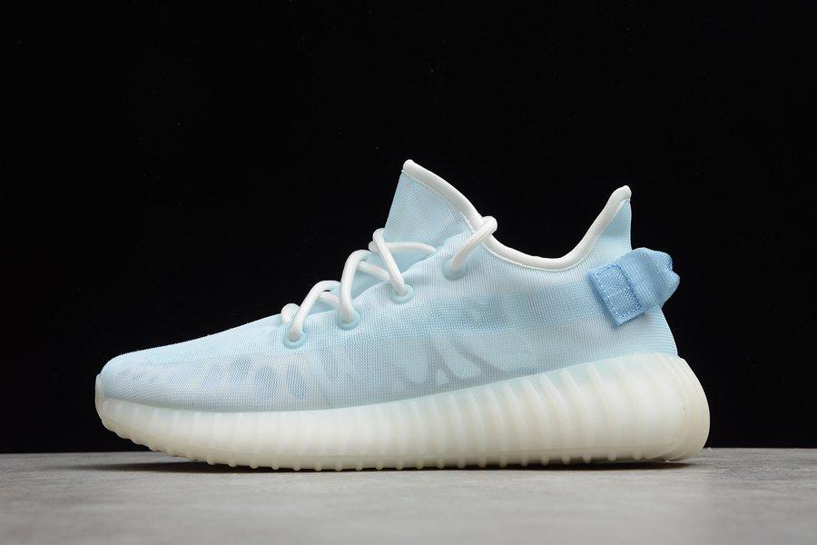 adidas Yeezy Boost 350 V2 Mono Ice GW2869 On Sale