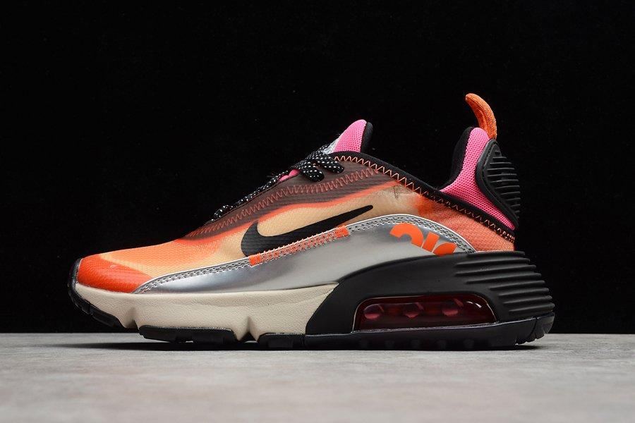 3M x Nike Air Max 2090 Hyper Crimson Pink Blast Light Orewood Brown Black