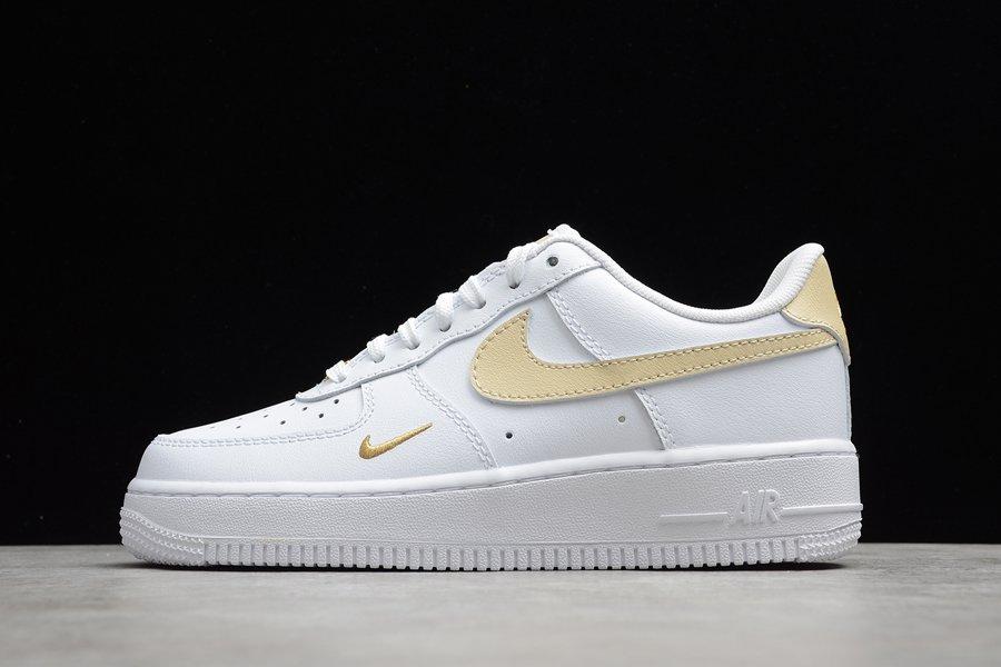 CZ0270-105 Nike Air Force 1 Essential White Beige