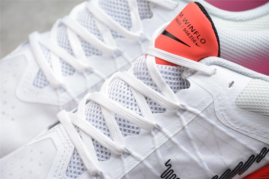 Chaussures de running Nike Zoom Winflo 8 White Orange