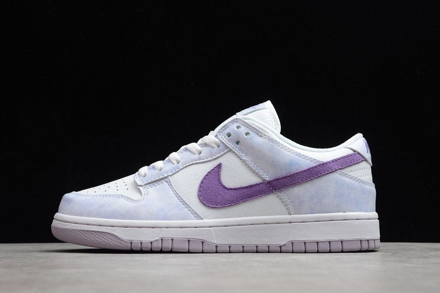 DM9467-500 Nike Dunk Low Purple Pulse White To Buy
