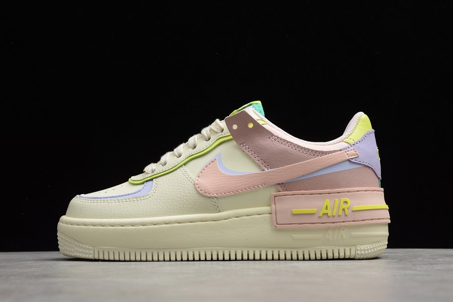 Nike Air Force 1 Shadow Cashmere Pale Coral CI0919-700 To Buy