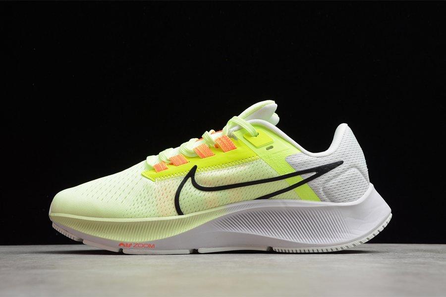 Nike Air Zoom Pegasus 38 Neon Green Running Shoes