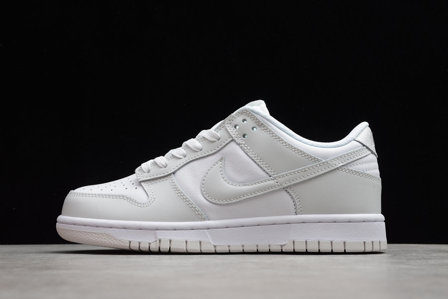 Nike Dunk Low White Photon Dust CU1726-201 On Sale