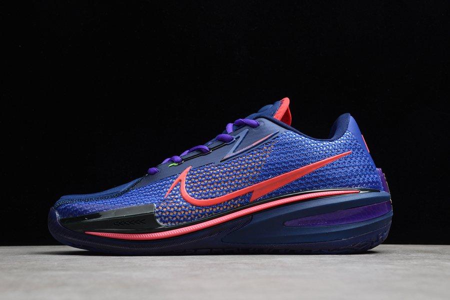 CZ0175-400 Nike Air Zoom GT Cut Blue Void Siren Red On Sale