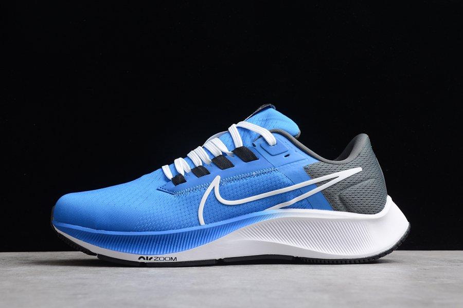DJ0958-991 Nike Air Zoom Pegasus 38 By You Blue Grey White