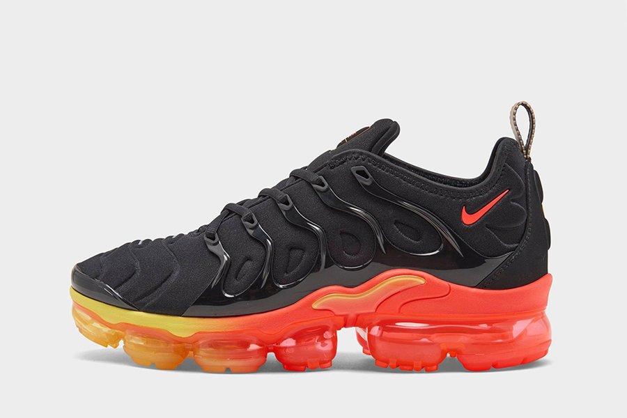 DJ5525-001 Nike Air VaporMax Plus Fresh Black Orange To Buy
