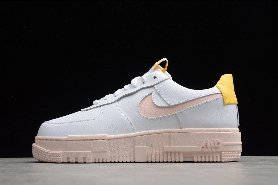 DM3054-100 Nike Air Force 1 Pixel Arctic Orange To Buy