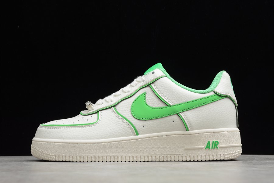 Nike Air Force 1 Low Sail Green Outlet
