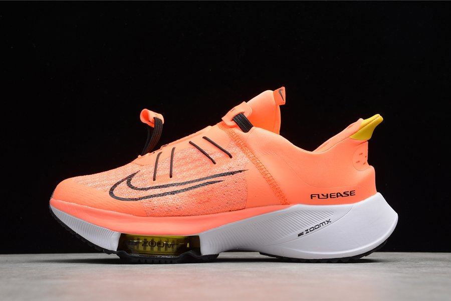 Nike Air Zoom Tempo Next FlyEase Bright Mango CV1889-800 On Sale