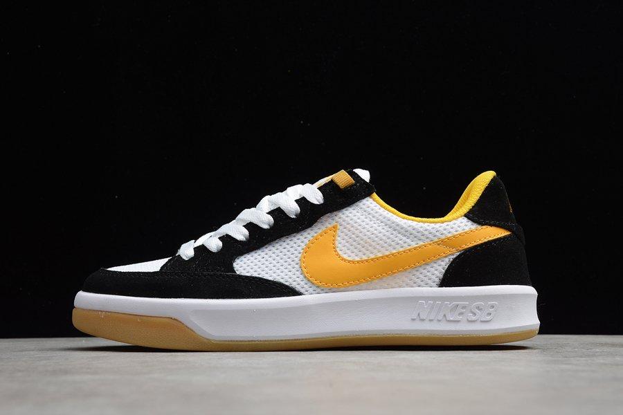 Nike SB Adversary University Gold Skate Shoe CJ0887-002 For Sale