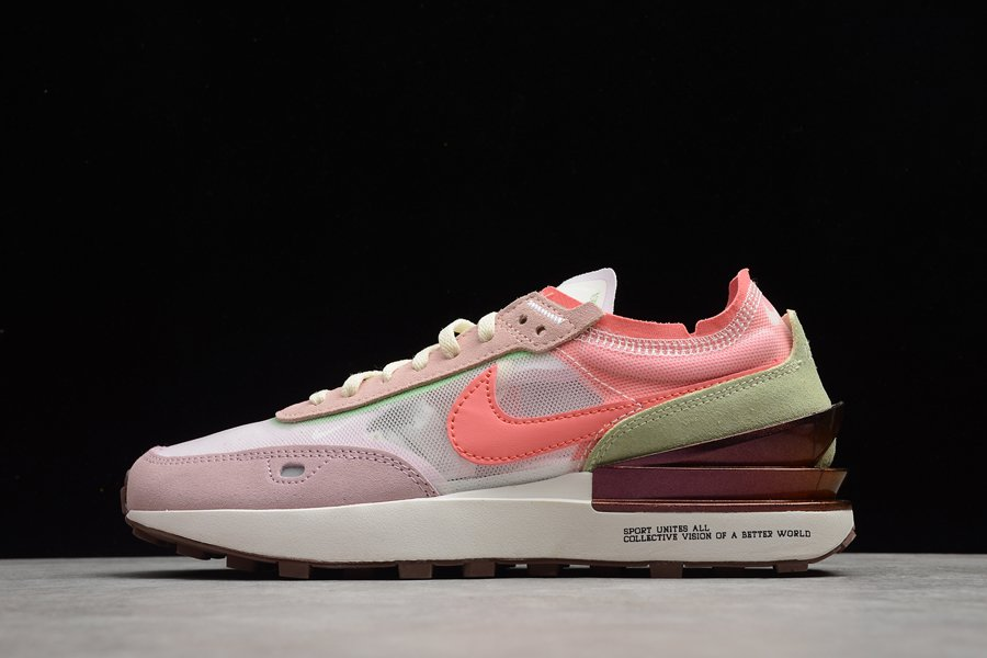 Nike Waffle One Rawdacious Light Pink DM5452-161 On Sale
