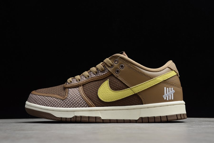 UNDEFEATED x Nike Dunk Low Inside Out Canteen DH3061-200 On Sale