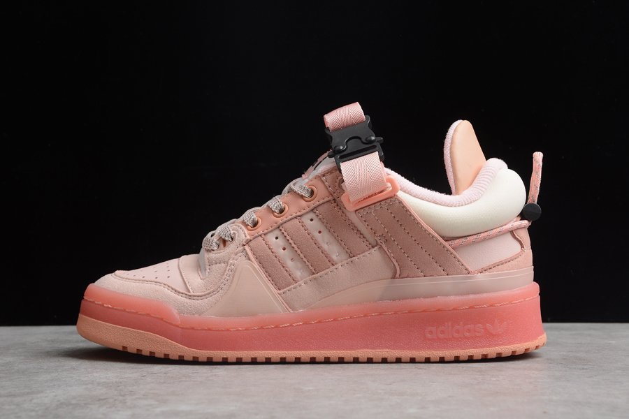 Bad Bunny x adidas Forum Low Buckle Easter Egg Pink To Buy