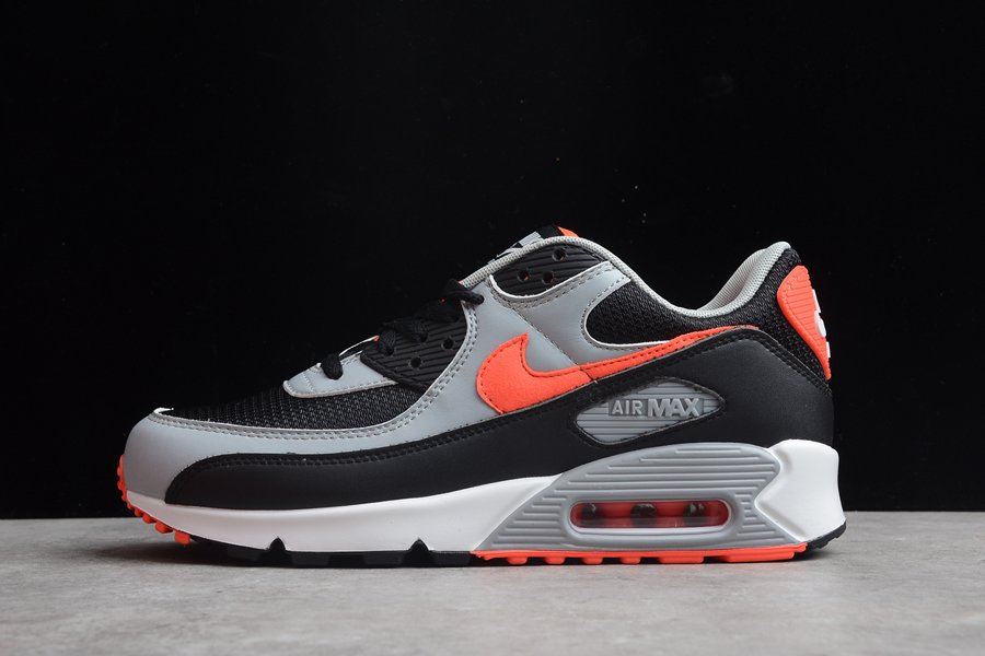 CZ4222-001 Nike Air Max 90 Black Radiant Red-White-Wolf Grey To Buy