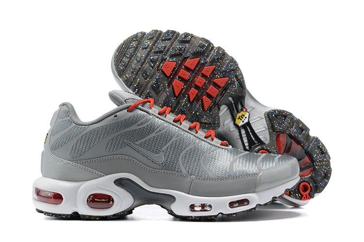DD7112-001 Herren Schuhe Nike Air Max Plus Grey Red
