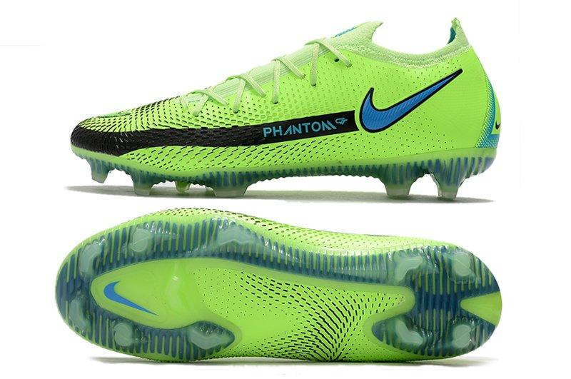 Herren Schuhe Soccer Nike Phantom GT Elite FG Lime Glow Green online günstig kaufen