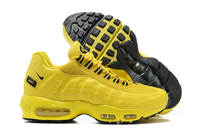 Mens Nike Air Max 95 NYC Taxi Yellow On Sale