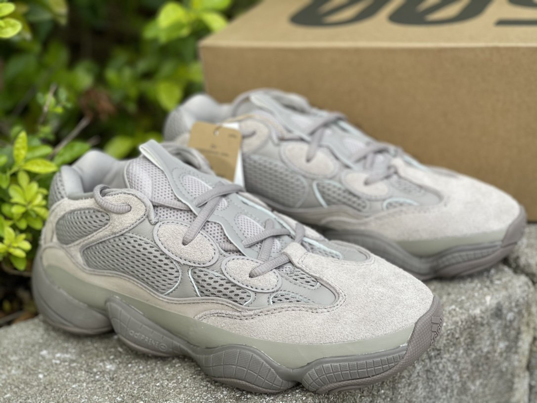 New adidas Yeezy 500 Ash Grey For Sale