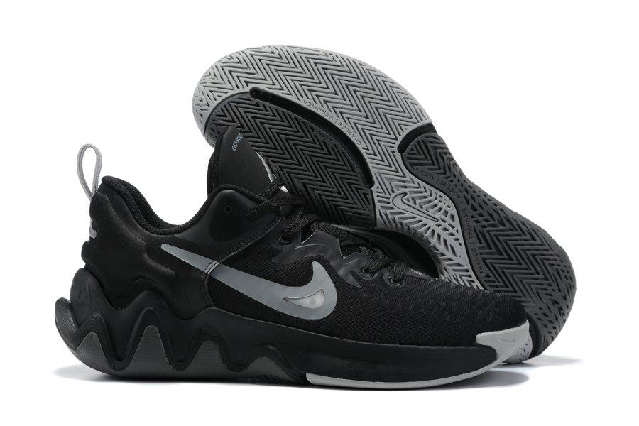 Nike Giannis Immortality Black Iron Grey Cheap Sale