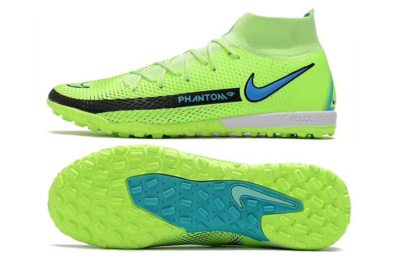 Nike Phantom GT Academy Dynamic Fit TF Lime Glow Soccer Cleats