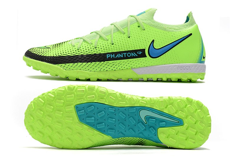 Nike Phantom GT Academy TF Football Boots Green