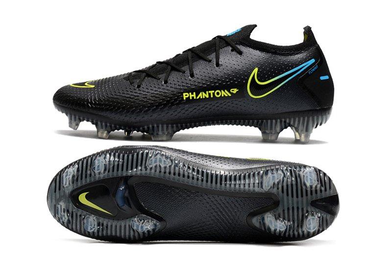 Nike Phantom GT Elite FG Prism Pack Football Shoes Black