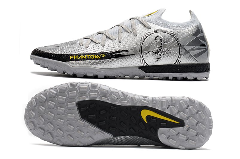 Nike Phantom GT Scorpion Elite FG Metallic Silver Secret Tournament