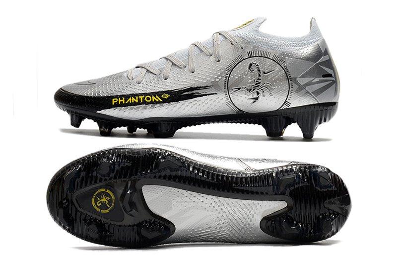 Nike Phantom GT Scorpion Elite FG Pure Platinum Metallic Silver
