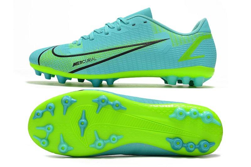 Nike Vapor 14 Elite AG Artificial Grass Turquoise Lime Glow