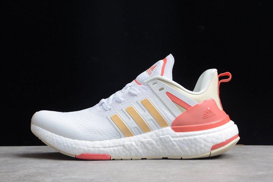 Saldi scarpe adidas Equipment Plus White Copper Metallic